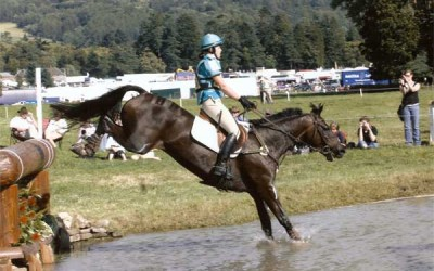 Horse and Hound question of the week: Help! My horse won't go into water