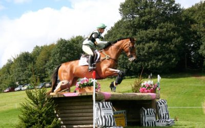 Fabulous courses at Bicton Arena