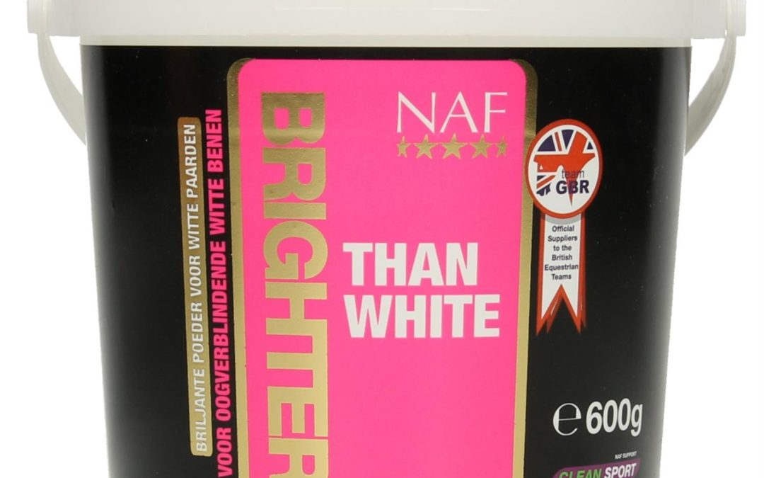 NAF Brighter Than White
