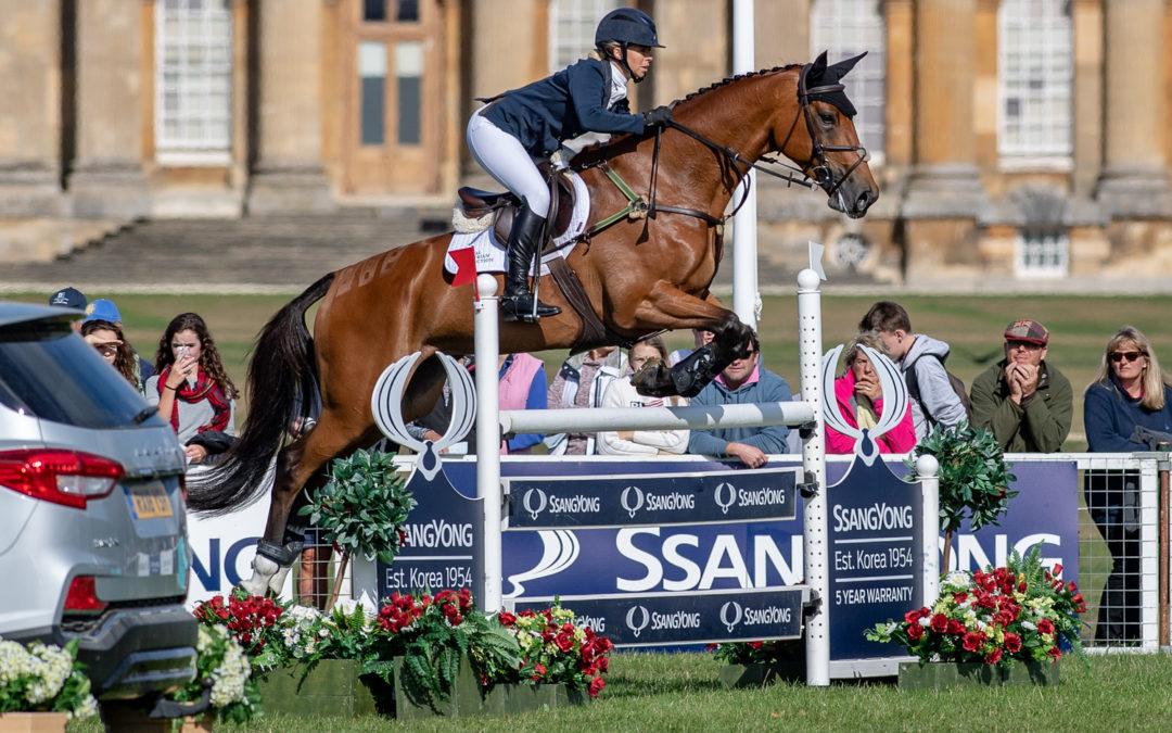 SsangYong Blenheim Palace International Horse Trials